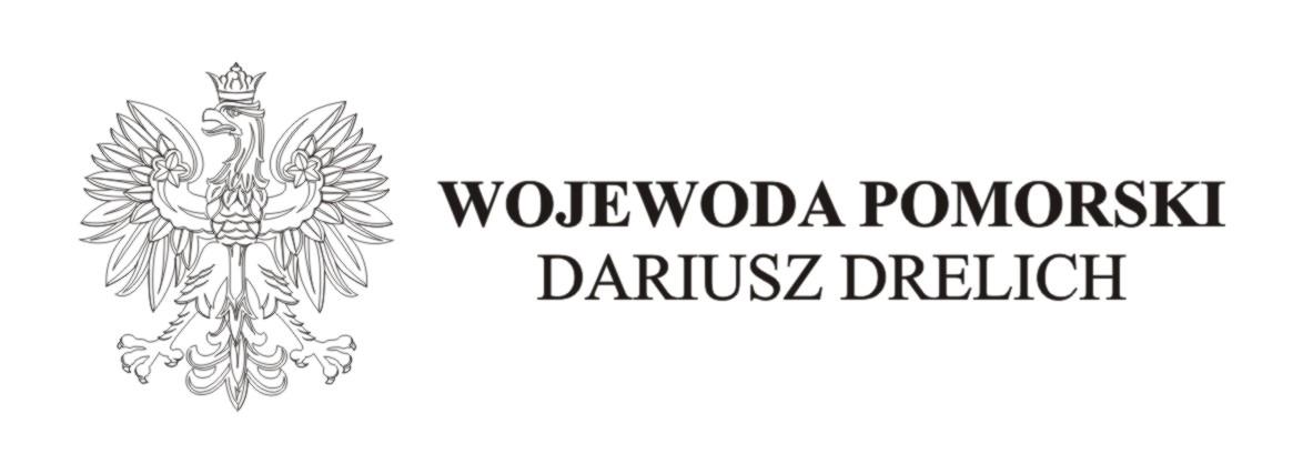 Logo Wojewoda Pomorski