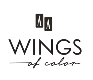 Logo Wings of color