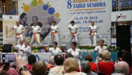 8 Targi seniora karate